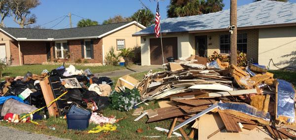 2017---USA---Hurricane-Irma---Flagler-Beach-FL---Home-Repair
