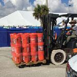 Provide Clean-Up Buckets after Natural Disasters