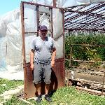 Share of a Greenhouse for a Low-Income Farmer